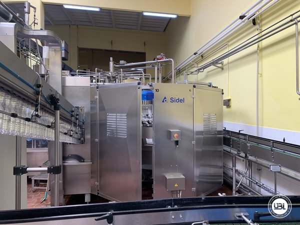 Used Isobaric Complete PET Line for Soft Drinks, Sparkling Water, Water 14000 bph - 32