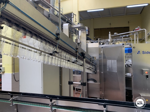 Used Isobaric Complete PET Line for Soft Drinks, Sparkling Water, Water 14000 bph - 33