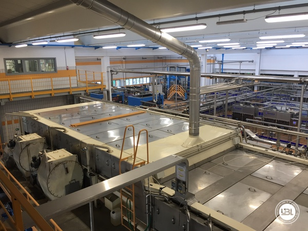Used Complete Glass Line for Sparkling Water, Water 20000 bph - 1