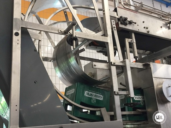 Used Complete Glass Line for Sparkling Water, Water 20000 bph - 12