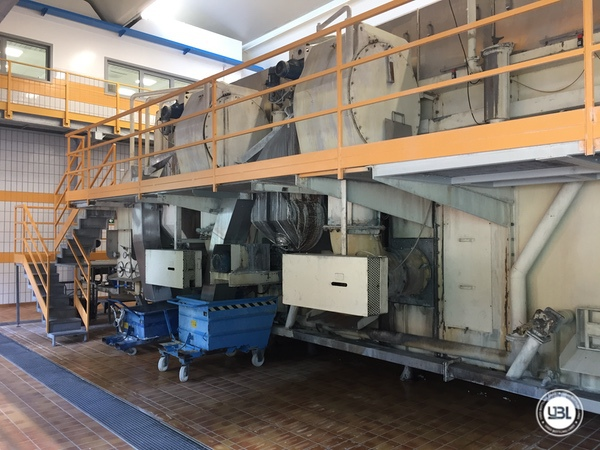 Used Complete Glass Line for Sparkling Water, Water 20000 bph - 5