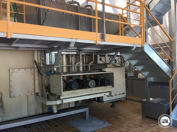 Used Complete Glass Line for Sparkling Water, Water 20000 bph - 6