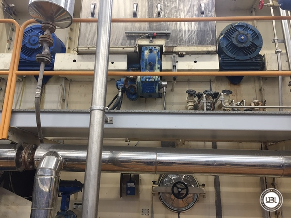 Used Complete Glass Line for Sparkling Water, Water 20000 bph - 9