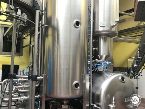 Used Isobaric Complete PET Line for Soft Drinks, Sparkling Water, Water 14000 bph - 10