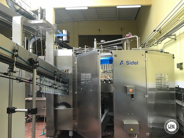 Used Isobaric Complete PET Line for Soft Drinks, Sparkling Water, Water 14000 bph - 13