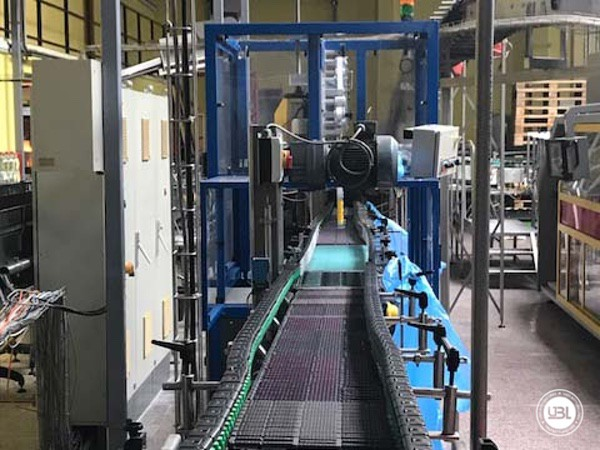 Used Isobaric Complete PET Line for Soft Drinks, Sparkling Water, Water 14000 bph - 20