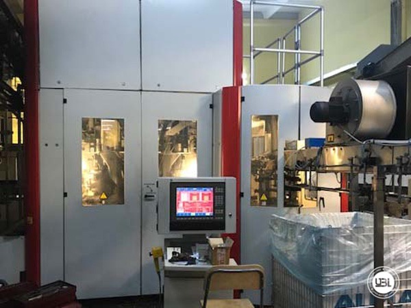 Used Isobaric Complete PET Line for Soft Drinks, Sparkling Water, Water 14000 bph - 6