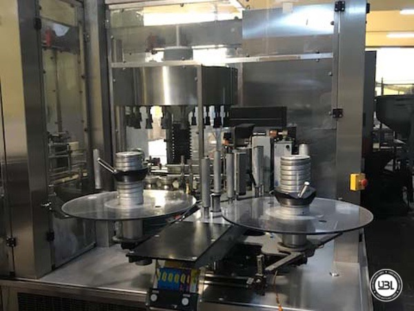 Used Isobaric Complete PET Line for Soft Drinks, Sparkling Water, Water 14000 bph - 8