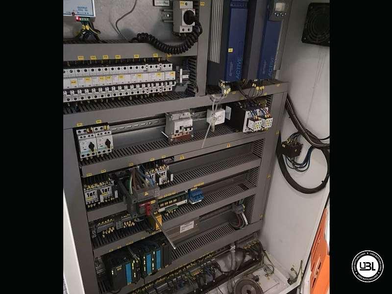 Used Pallet Stretch Wrapper Robopac Genesis Futura L - 7