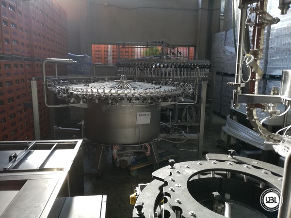 Used Isobaric Filling Triblock Isobaric Simonazzi BLUESTAR 70.90.15 – 30000 Bph - 14