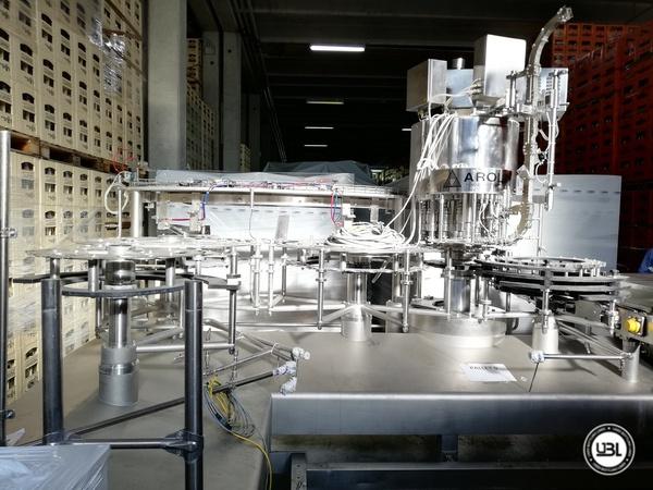 Used Isobaric Filling Triblock Isobaric Simonazzi BLUESTAR 70.90.15 – 30000 Bph - 2