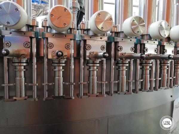 Used Isobaric Filling Triblock Isobaric Simonazzi BLUESTAR 70.90.15 – 30000 Bph - 9