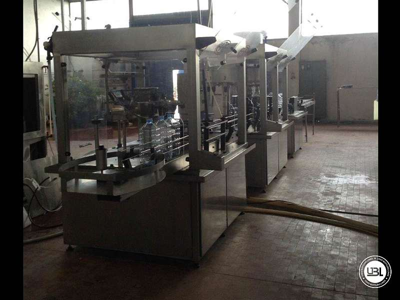 Used Complete PET Line for Water 1000 bph year 2006 - 1