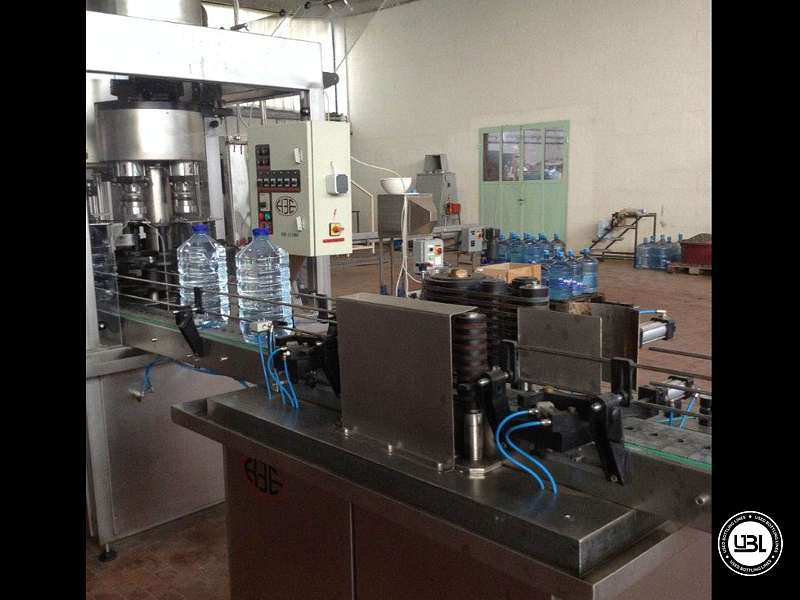 Used Complete PET Line for Water 1000 bph year 2006 - 4