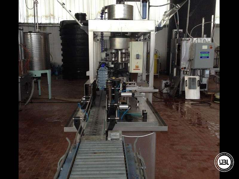 Used Complete PET Line for Water 1000 bph year 2006 - 5