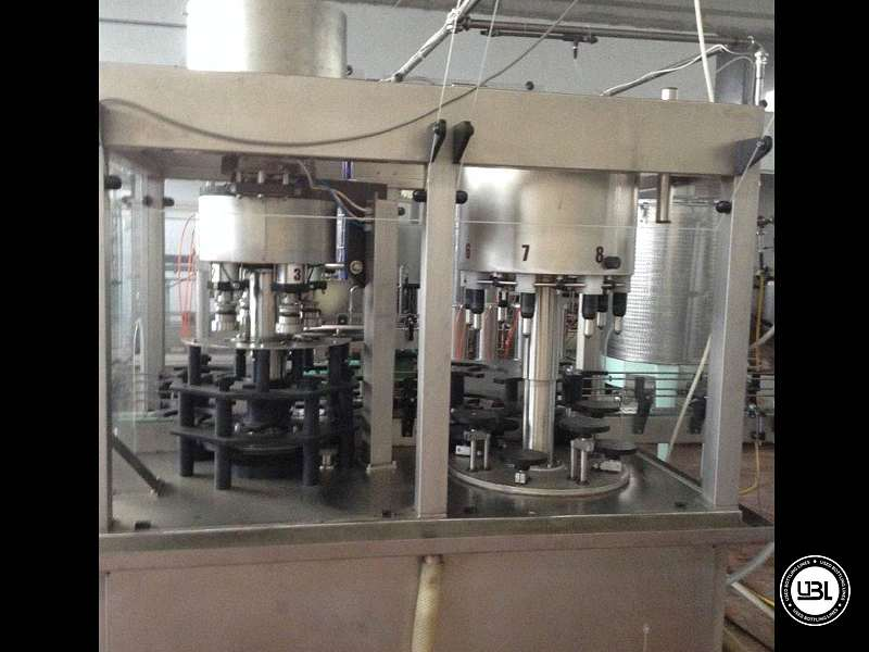 Used Complete PET Line for Water 1000 bph year 2006 - 6