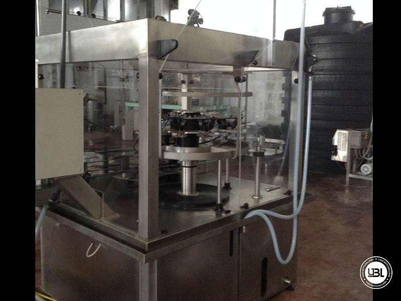 Used Complete PET Line for Water 1000 bph year 2006 - 7