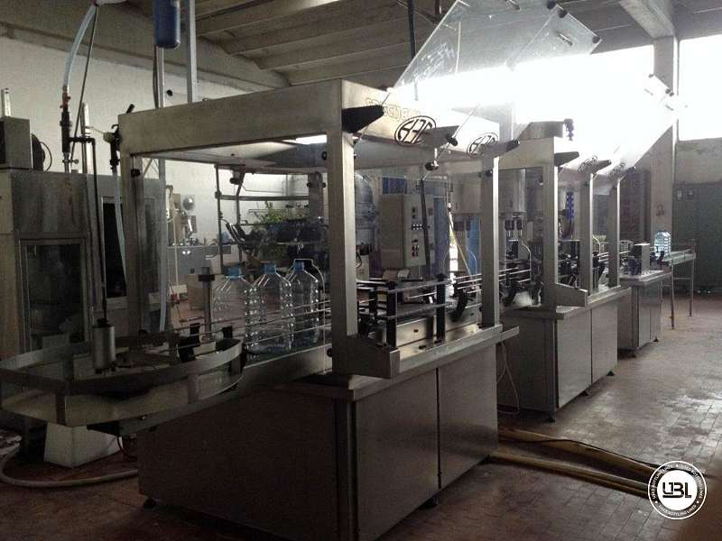 Used Complete PET Line for Water 1000 bph year 2006 - 9
