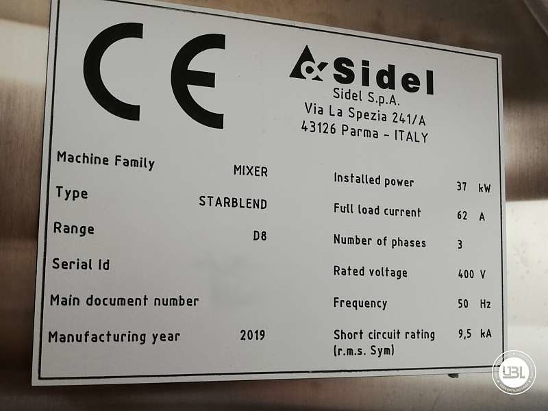 Sidel STARBLEND - 3