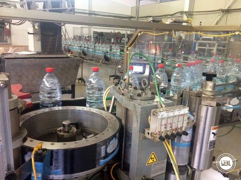 Used Isobaric Filling Triblock AMT Triblock 24/36/6 6000 bph - 1