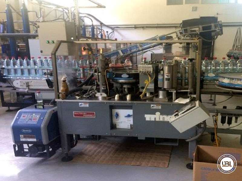 Used Isobaric Filling Triblock AMT Triblock 24/36/6 6000 bph - 2