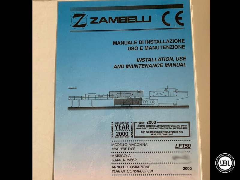 Used Shrink Wrapper Zambelli M2 - 10