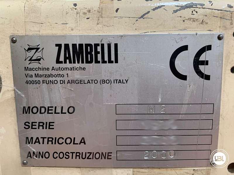Used Shrink Wrapper Zambelli M2 - 14