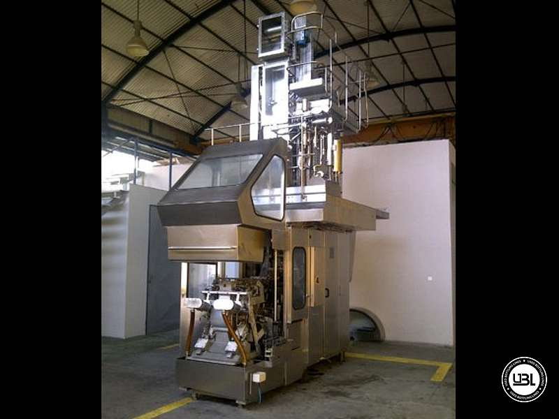 Used Filling Machine Tetra Pak® TBA 8 - 1