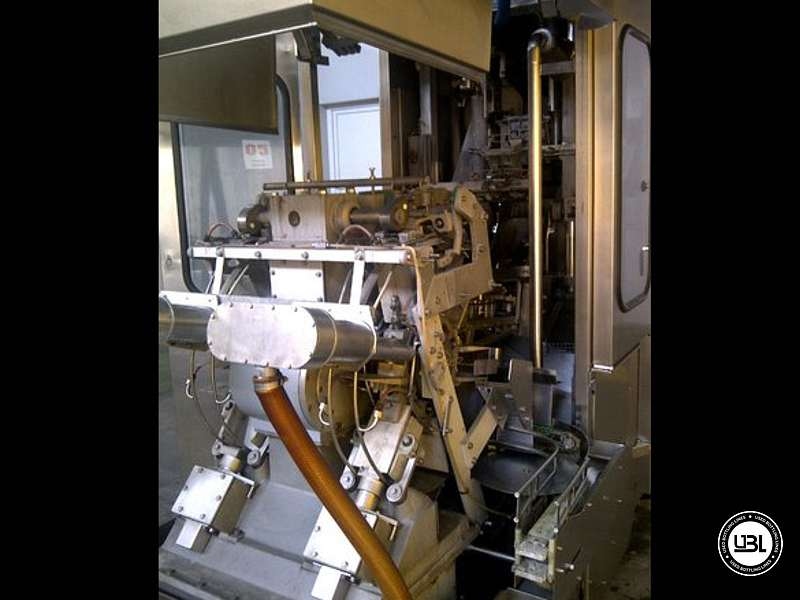 Used Filling Machine Tetra Pak® TBA 8 - 2