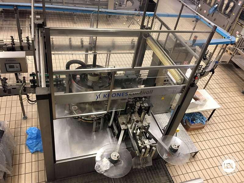 Linea completa PET usata per bevande piatte, per tè 22000 bph anno 2001 - 59