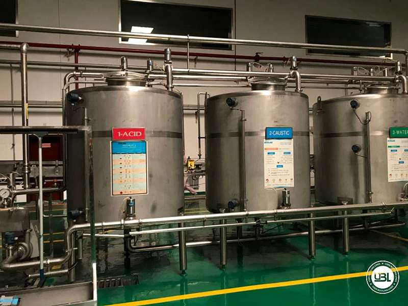 Used Complete PET Line for Water 36000 bph - 127