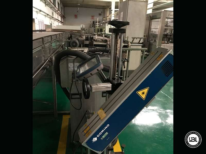 Used Complete PET Line for Water 36000 bph - 22