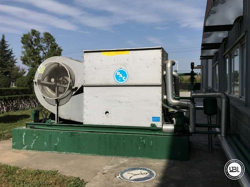 Used Complete PET Line for Water 36000 bph - 77