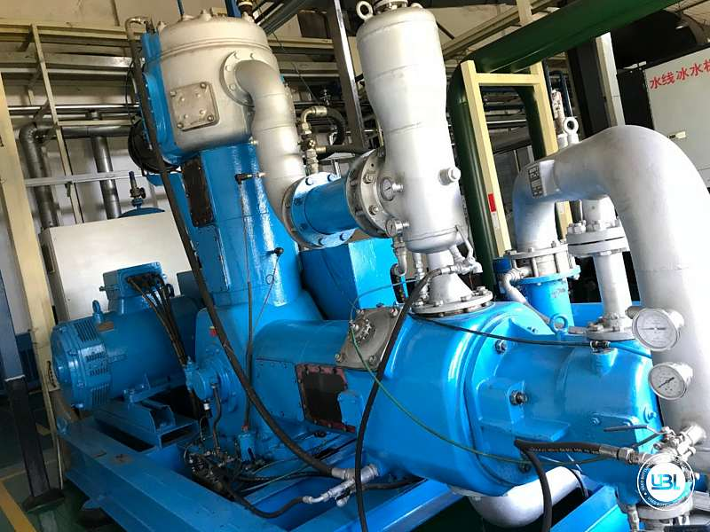 Used Complete PET Line for Water 36000 bph - 80