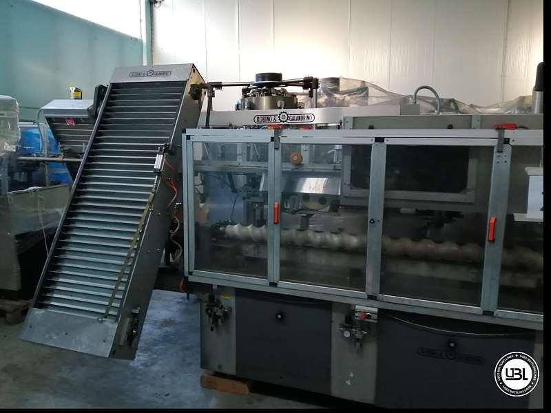 Used Capsuling Machine Robino & Galandrino MONOSTADIO ZT9 - 1