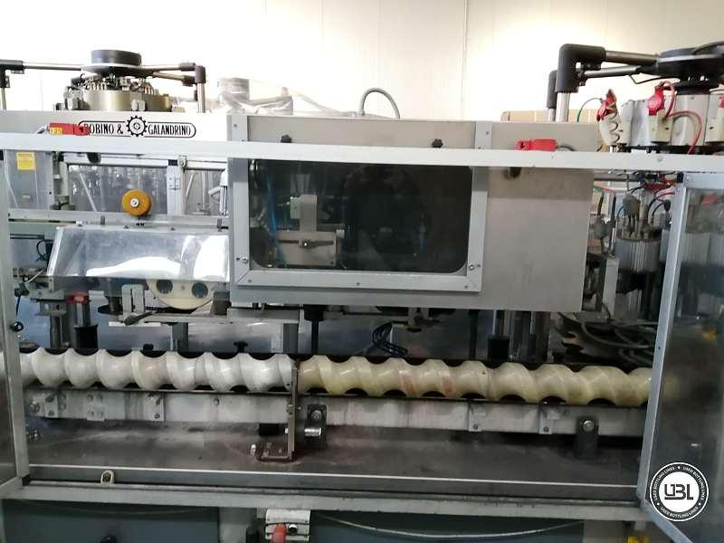 Used Capsuling Machine Robino & Galandrino MONOSTADIO ZT9 - 4