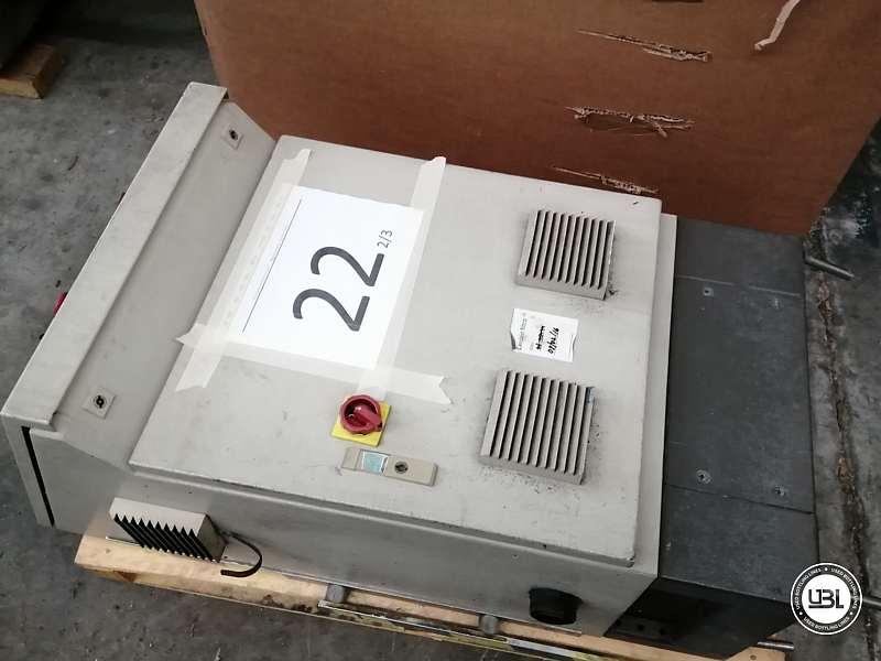 Used Capsuling Machine Robino & Galandrino MONOSTADIO ZT9 - 5