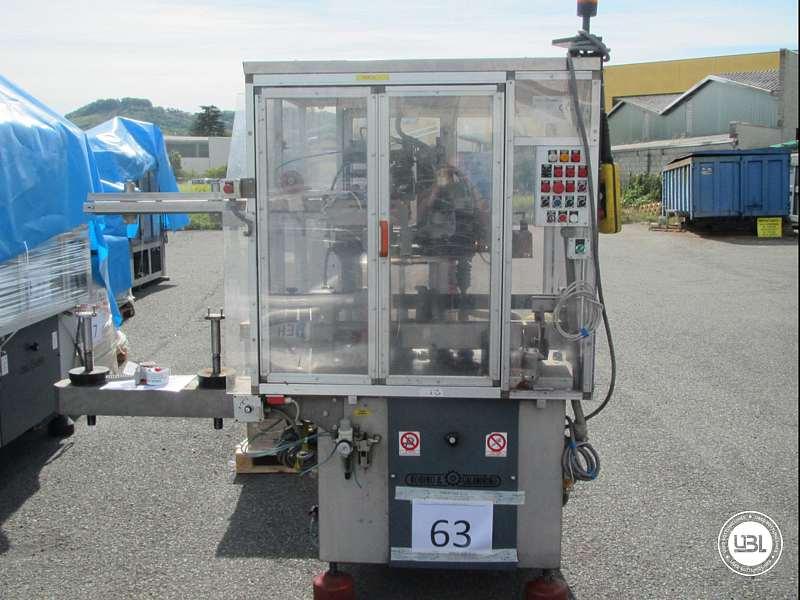 Used Capsuling Machine Robino & Galandrino FENIX 9000 - 1