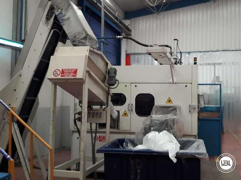 Máquinas de Soplado (PET) usada SIAPI EA20/120/2 Año 2004 1800 Bph - 2