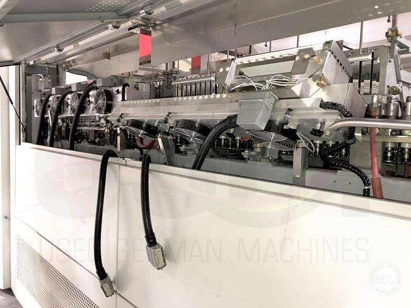 Used Blow Molding Machine Sidel SBO 14 year 2002 neck 28 mm 21000 bph - 17