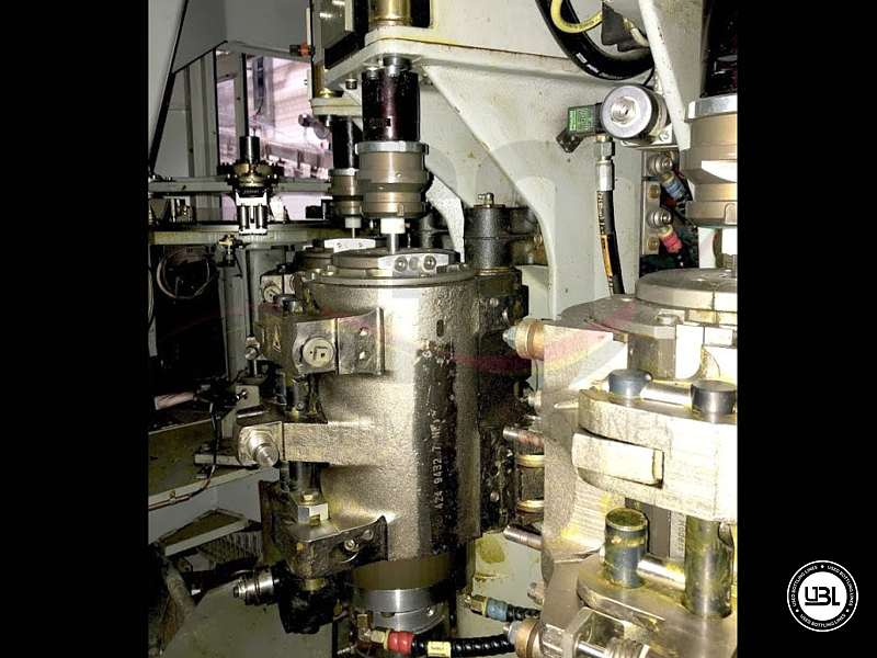 Used Blow Molding Machine Sidel SBO 14 year 2002 neck 28 mm 21000 bph - 20
