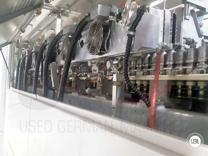 Used Blow Molding Machine Sidel SBO 14 year 2002 neck 28 mm 21000 bph - 28