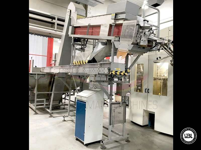 Used Blow Molding Machine Sidel SBO 14 year 2002 neck 28 mm 21000 bph - 8