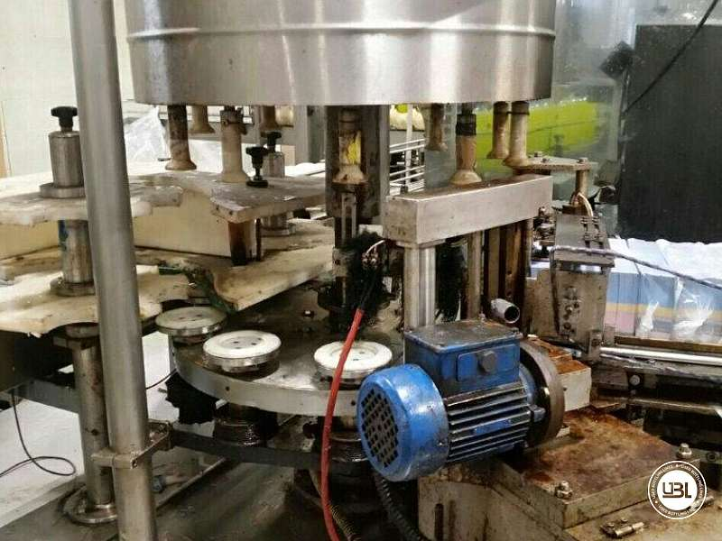 Used Isobaric Complete PET Line for Soft Drinks 5000 bph year 2005 - 10