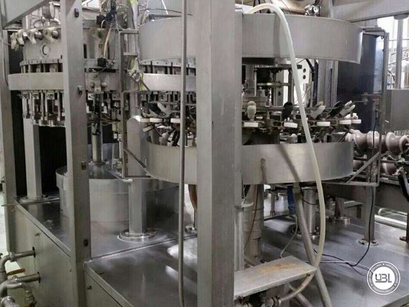 Used Isobaric Complete PET Line for Soft Drinks 5000 bph year 2005 - 0
