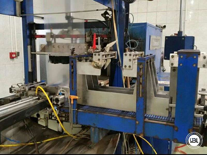 Used Isobaric Complete PET Line for Soft Drinks 5000 bph year 2005 - 3