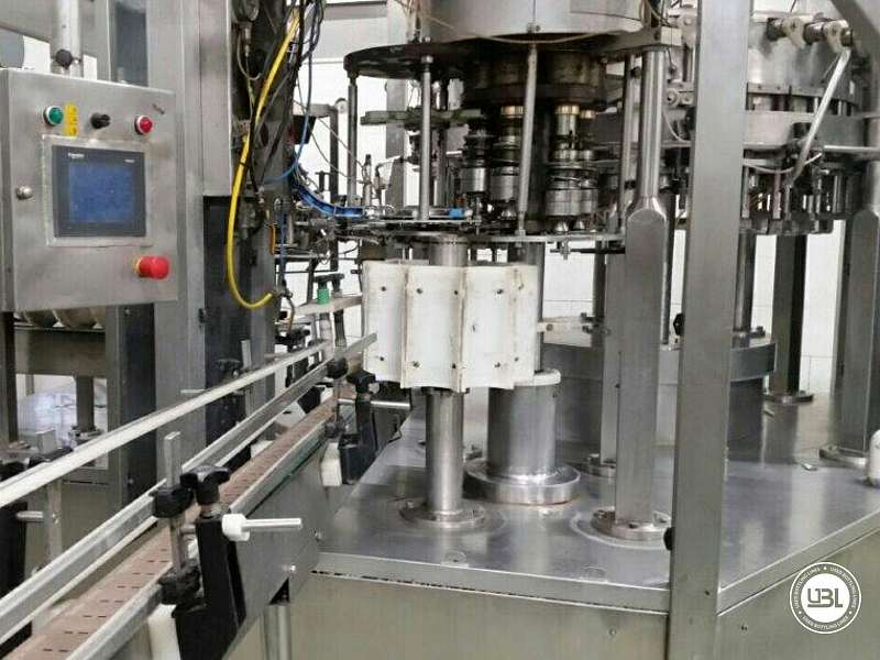 Used Isobaric Complete PET Line for Soft Drinks 5000 bph year 2005 - 5