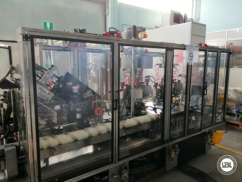Used Capsuling Machine Robino & Galandrino ZENITH 2/12 OTTICO - 1