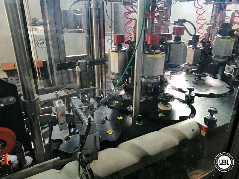 Used Capsuling Machine Robino & Galandrino ZENITH 2/12 OTTICO - 6