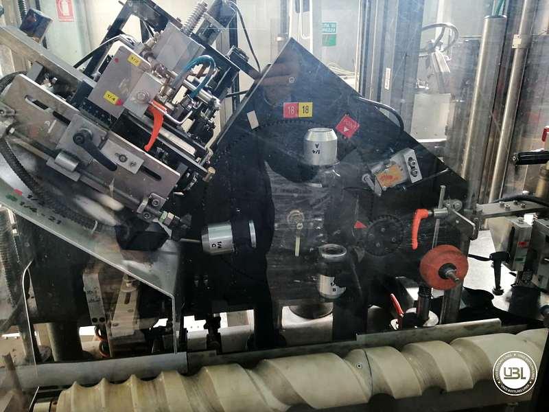 Used Capsuling Machine Robino & Galandrino ZENITH 2/12 OTTICO - 7